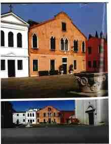 Piero Alberti's family osteria in Malamocco